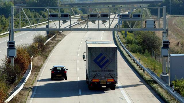 Duitse tolplannen leveren veel minder op dan verwacht
