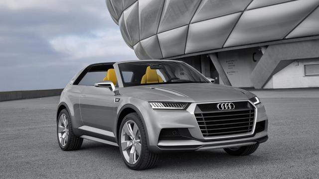 Fiat blokkeert naam Audi Q2