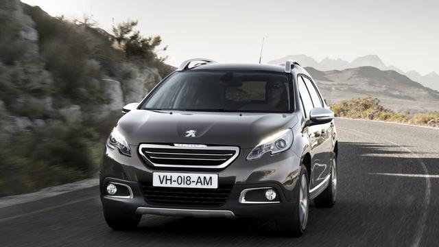 Nieuwe motoren voor Peugeot 2008