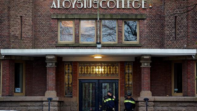 Aloysius College in Den Haag per 23 november dicht