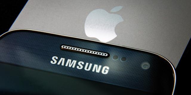 Samsung betaalt Apple 548 miljoen dollar wegens patentinbreuk