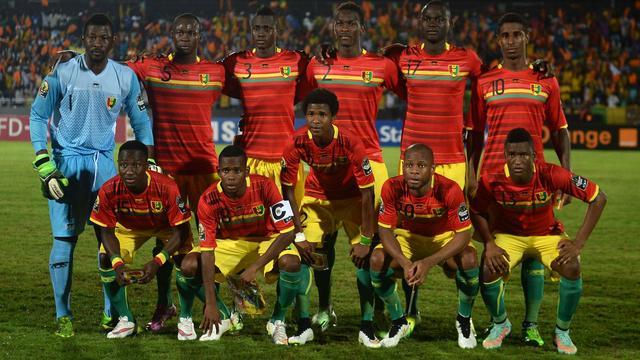 Guinee via loting naar kwartfinales Afrika Cup