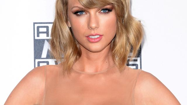 Taylor Swift na Grammy's op Spotify-feest