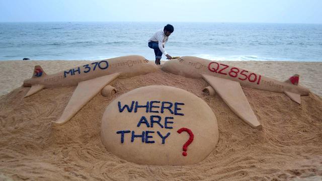 Zoektocht naar vermist vliegtuig MH370 niet uitgebreid