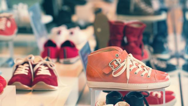 Ondanks faillissementen omzetstijging in schoenenbranche