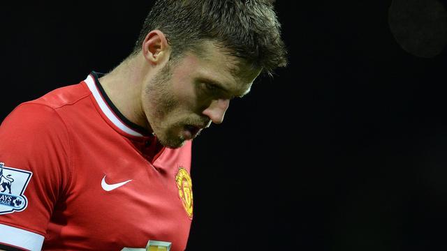 Van Gaal maand zonder Carrick bij Manchester United