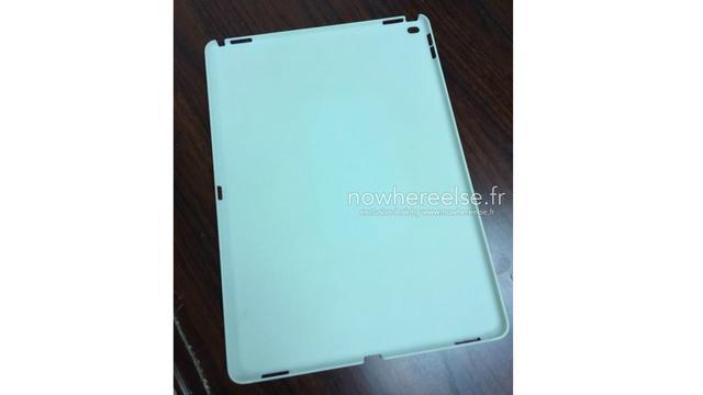 Gelekte hoes 'bevestigt' komst grotere iPad Pro