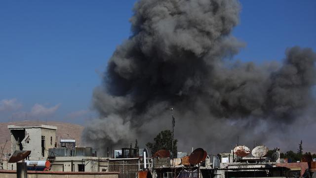 IS opent aanval op Noord-Iraakse plaats Samarra