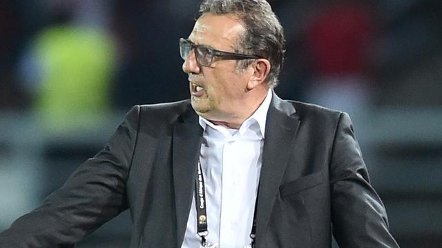 Belg Leekens legt taak als bondscoach Tunesië neer