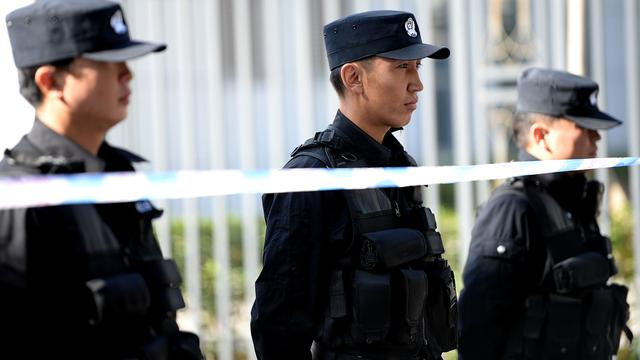 China beloont tips over terreur in Tibet