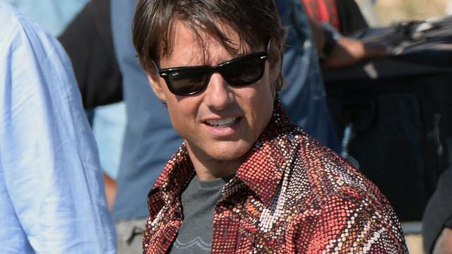 Tom Cruise verkoopt villa in Hollywood