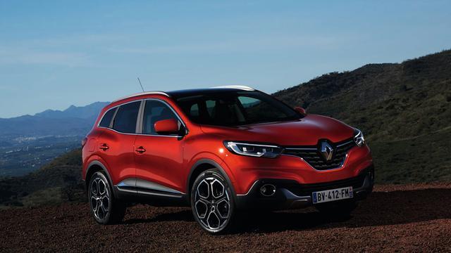 Renault bepaalt prijzen Kadjar