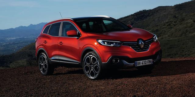 Renault Kadjar staat ook op AutoRAI