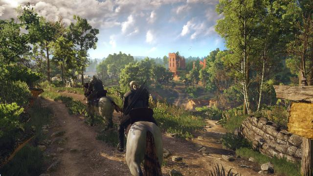 The Witcher 3: Wild Hunt neemt 50 GB in op Playstation 4