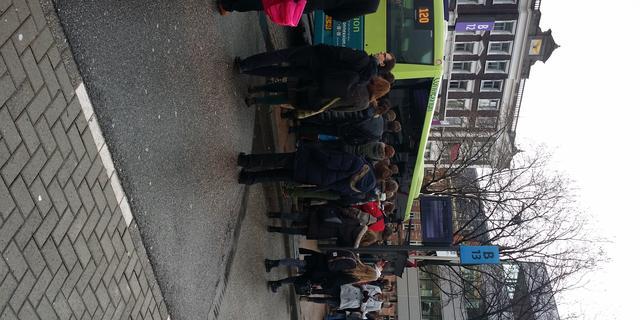 Bus- en tramchauffeurs in Utrecht gaan maandag staken