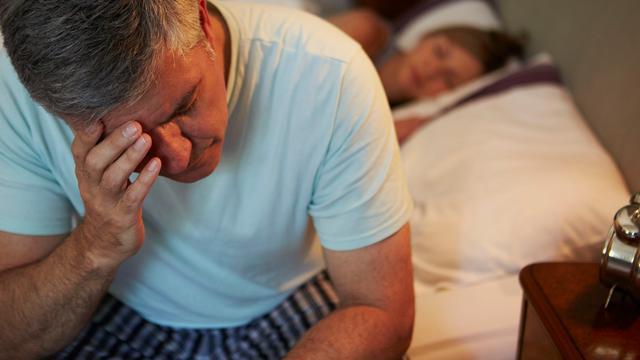 'Mannen die te veel of te weinig slapen hebben meer kans op diabetes'