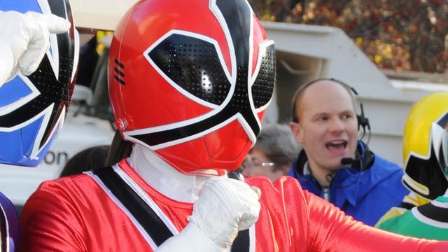 Power Rangers-acteur opgepakt voor moord met zwaard