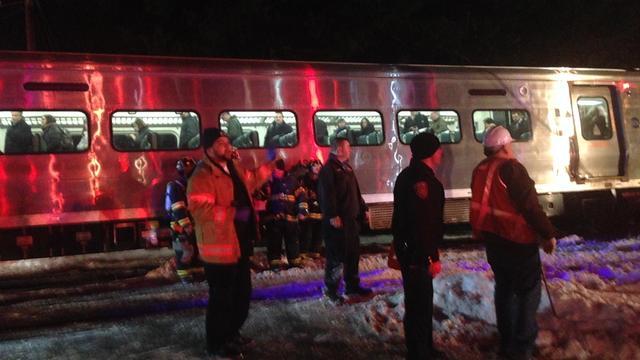 Doden en gewonden bij treinongeluk in New York