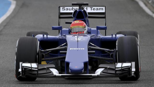 Nasr sneller dan Raikkonen en Rosberg bij derde testdag in Jerez