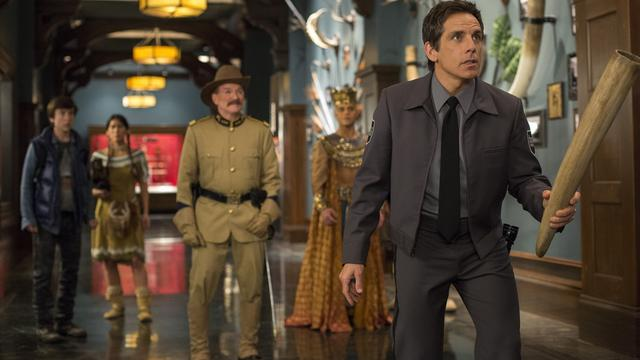 Filmrecensie: Night at the Museum: The Secret of the Tomb - Shawn Levy