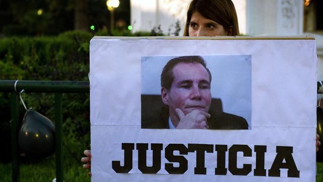 'Tests bewijzen dat Argentijnse openbaar aanklager werd vermoord'