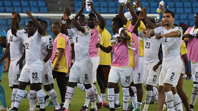 Ghana wint chaotische halve finale Afrika Cup van Equatoriaal-Guinea