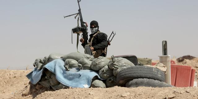 Leider IS gedood bij operatie VS in Syrië
