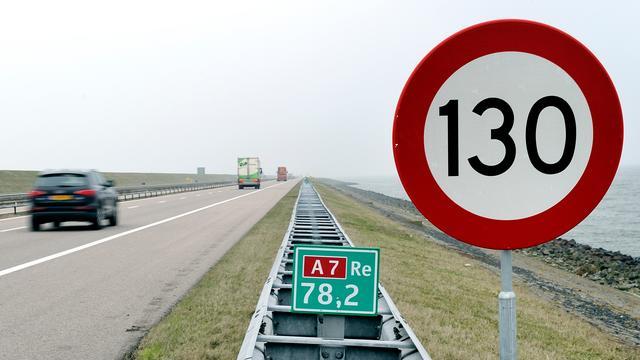Afsluitdijk vanaf 2017 een aantal weekeinden dicht