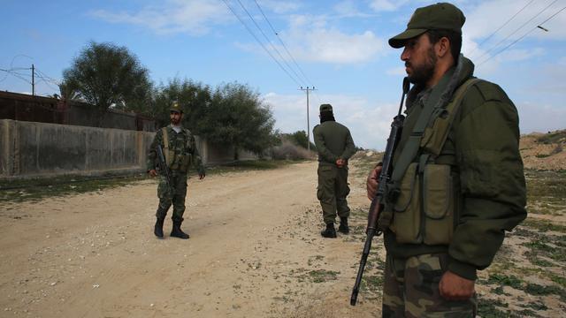 Egyptische militairen gedood bij aanval Sinaï