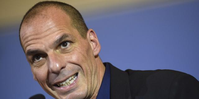 Griekse minister van Financiën Varoufakis ontkent vertrek
