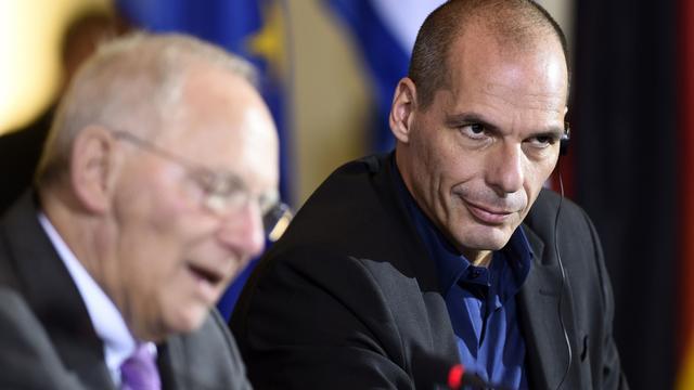 Duitse regering wil alsnog praten over Grieks plan