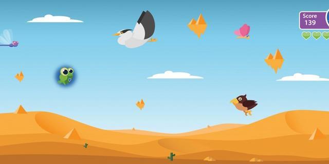 Nederlands iPhone-spel wordt bestuurd met hartslag