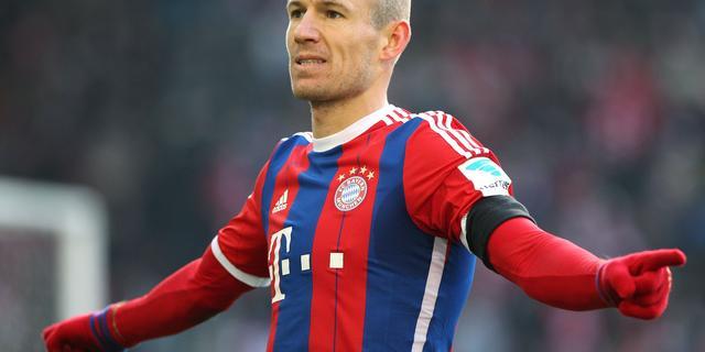 Avondupdate: Kamerdebat cijfers CPB en Robben in Champions League