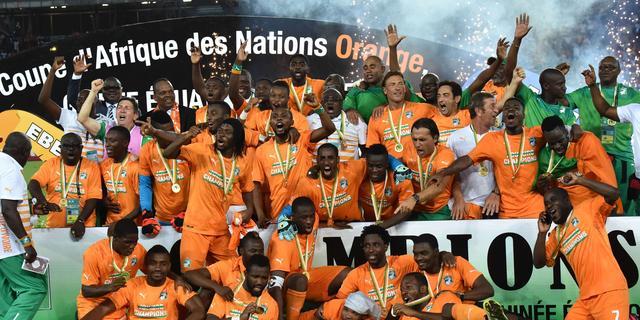 Ivoorkust wint Afrika Cup na strafschoppen