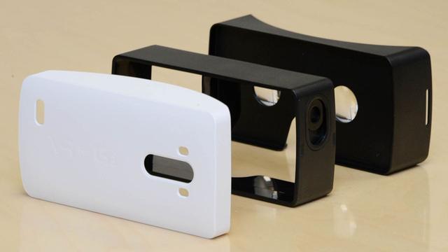 LG gaat gratis virtual reality-bril bij G3 leveren