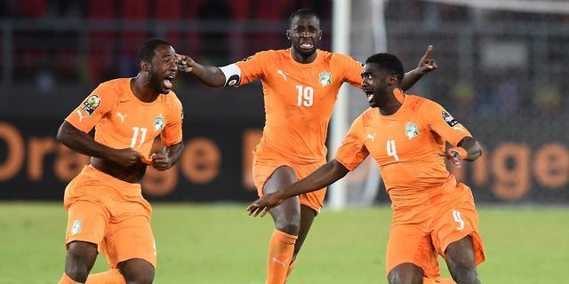 Samenvatting finale Afrika Cup: Ivoorkust wint na penaltyserie