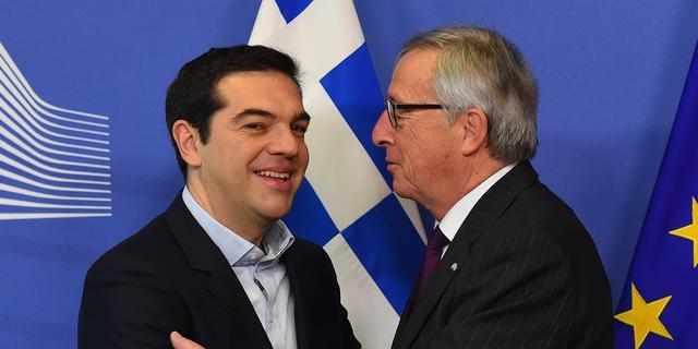 Griekenland komt opnieuw met tegenvoorstel