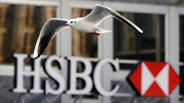 Briste bank HSBC ziet winst dalen in tweede kwartaal