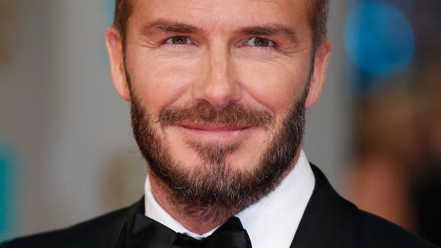 David Beckham klaar voor carrière als acteur