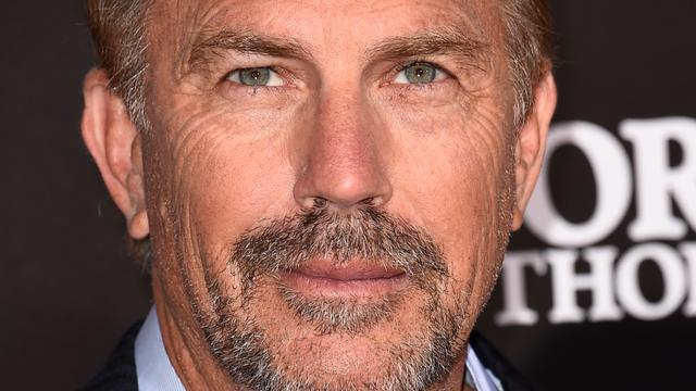 'Kevin Costner in juridische dramaserie The Trial'