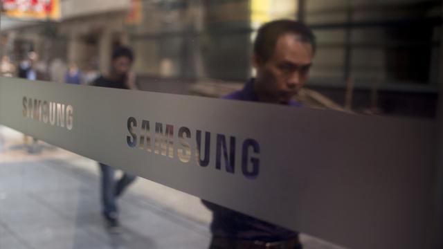 Samsung mag producten met Huawei-patent niet meer in China verkopen