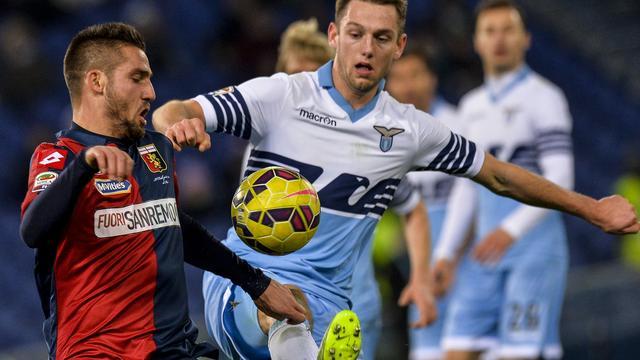 De Vrij lijdt thuisnederlaag met Lazio bij rentree