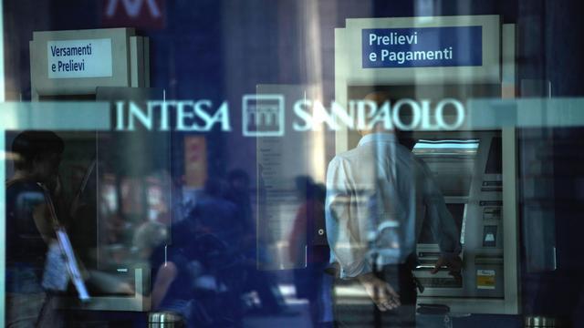 Winst Intesa Sanpaolo na miljardenverlies
