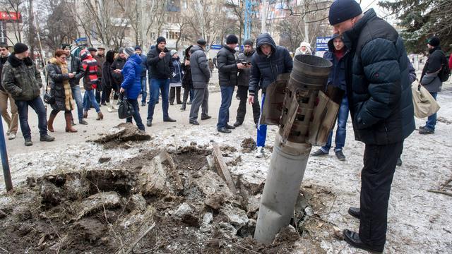 'Principeakkoord bereikt over bestand Oost-Oekraïne'