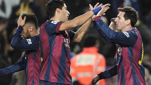 Barcelona zet tegen Villarreal stap naar finale Copa del Rey