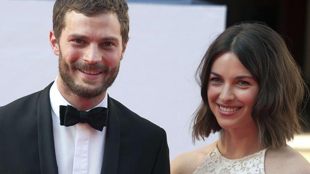Vrouw van Jamie Dornan gaat Fifty Shades of Grey niet bekijken