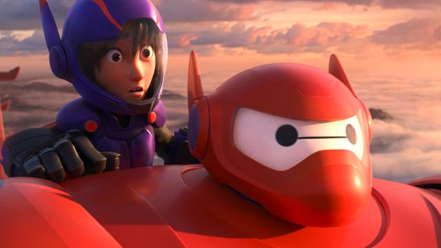 Big Hero 6 wordt tv-serie