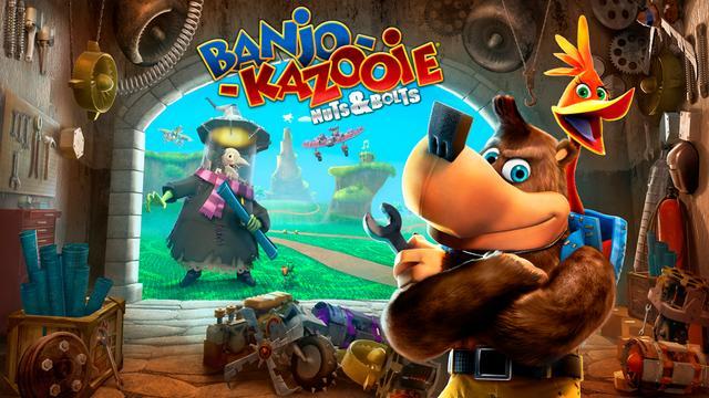 Voormalig Rare-werknemers maken spiritueel vervolg Banjo-Kazooie