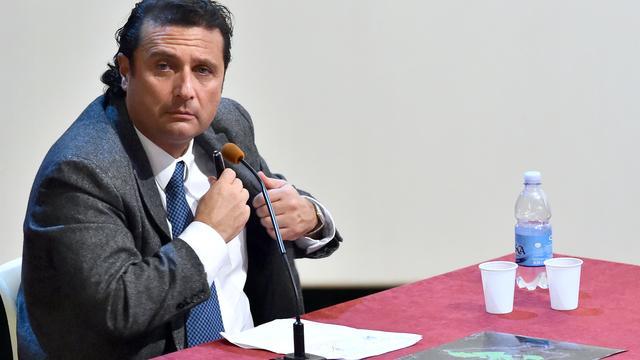 Hoger beroep tegen kapitein Costa Concordia begint in april