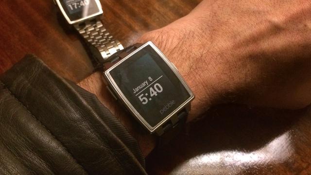 Pebble gaat besturing van smartwatch helemaal omgooien